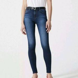 AG Farrah High Rise Skinny Jeans Size 29